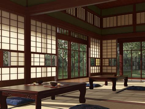 Japanese Interior Style. Part 1