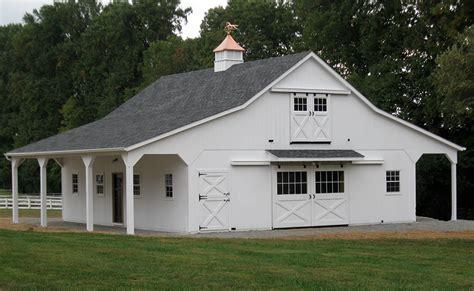 36x40 Modular Horse Barn. Includes