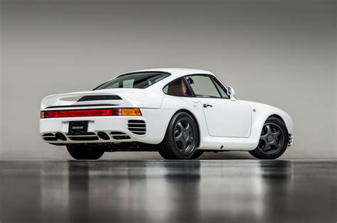 white canepa porsche   hp   finest