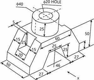 mechanical engineering drawings 3 views mechanical section With wire diagrams prism engineering solidworks mastercam and
