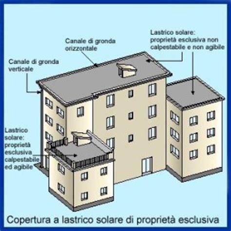 Terrazza A Livello Definizione lastrico solare tetto e terrazza a livello formazione acai