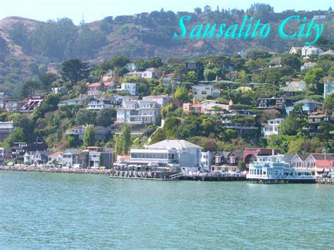 Sausalito City Picture Of San Francisco Shuttle Tours