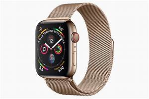 Apple Watch Series 4 Has A Sleeker Edge
