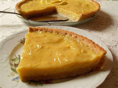recettes de tarte au citron et p 226 t 233