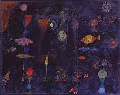 Paul Klee Artworks by Fish Magic 1925 By Paul Klee