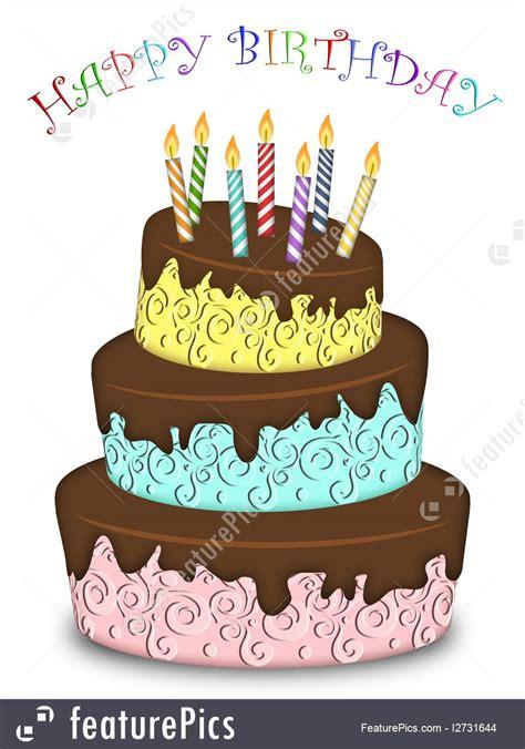 celebration happy birthday  layer funny cake