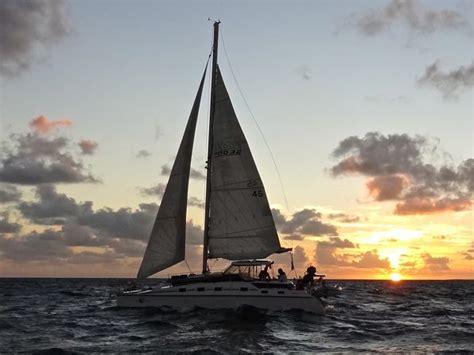 Blue Water Cruising Catamaran Vs Monohull by The Sailing Rode Local Cruising Our Way To Global