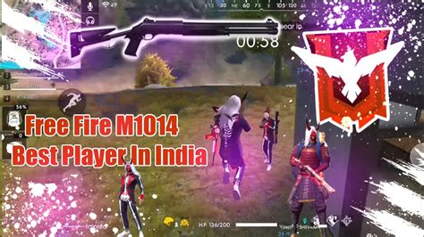 With bonuses to damage and accuracy, it would be much easier to score headshots in close range with this skin. Free Fire M1014 Best Player In India / Highlights / Power ...
