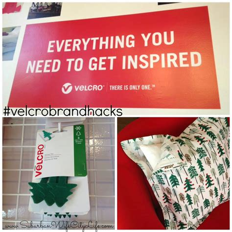Velcro Brand Popup Holiday Hack Shop & Some #diy Tips