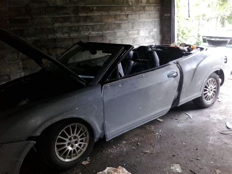 Building A Bentley Sebring Kit Car. Pics And Videos Of Day