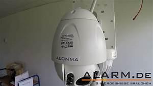 Wlan überwachungskamera Test : full hd wlan outdoor berwachungskamera mit schwenken neigen zoomen und nachtischt im test ~ Orissabook.com Haus und Dekorationen