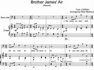 Brother James' Air - Peter Medhurst