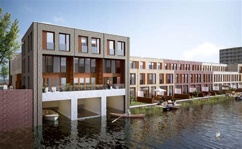 Huizen Te Koop Steigereiland Ijburg by Nieuwe Woning Aan Het Water Te Koop Project Het Watermerk