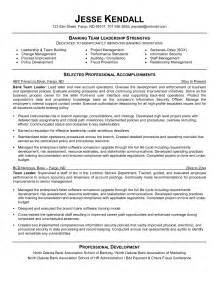 Leadership Resume Examples berathen Com