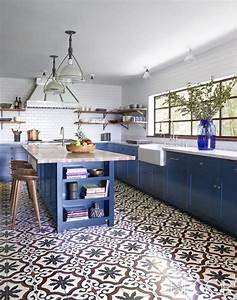 encaustic tiles should you embrace the trend maria With kitchen cabinet trends 2018 combined with spanish tile wall art