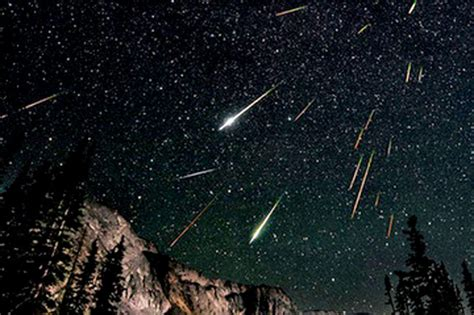 Today S Meteor Shower - astronomical calendar perseids meteor shower and more