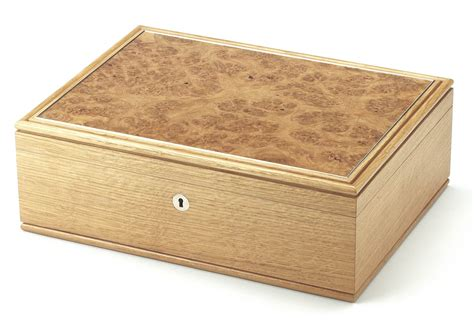 Jewellery Keepsake Box With Lock