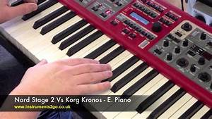 Nord Stage 2 Occasion : korg kronos vs nord stage 2 youtube ~ Maxctalentgroup.com Avis de Voitures