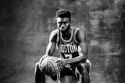 Jaylen Brown Wallpapers Celtics Modest Future Start