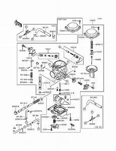 Keihin Cvk34 Carburetor Diagram
