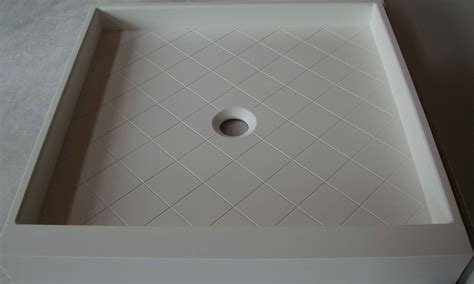 homeofficedecoration cultured marble shower pan  walls