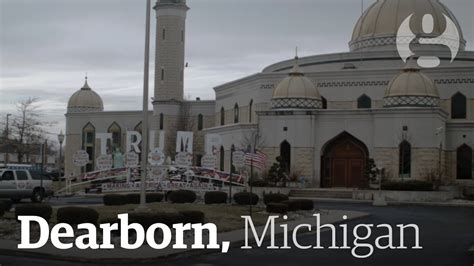 Dearborn, Michigan - YouTube