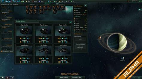Stellaris Reveals Extensive Ship Designer, Fleet Combat Is