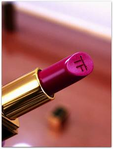 TOM FORD Beauty: Violet Fatale Lip Color Review & Swatches ...