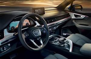 Audi Q7 Interieur : audi q7 int rieur ~ Nature-et-papiers.com Idées de Décoration