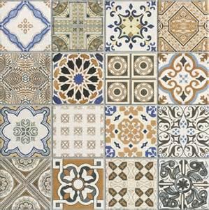 Carrelage Ciment Ancien Belgique carrelage sol ou mur style ancien provenza 44x44 cm 224 l