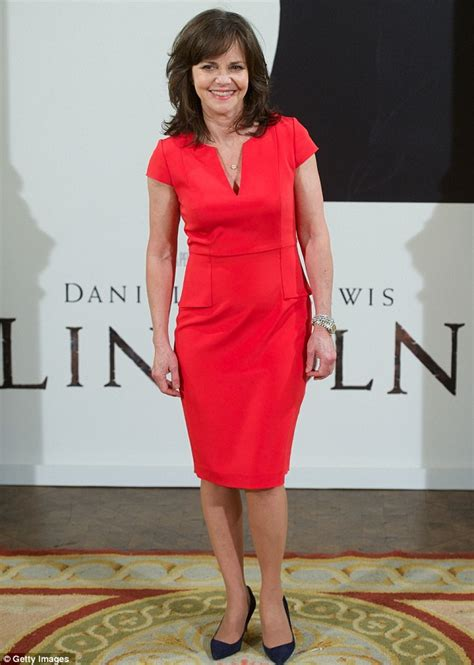 sally field swimsuit lincoln a slim sally field 66 shows off her youthful
