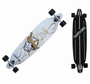 Longboard Auf Rechnung : outcore longboard modell sk02 skateboard komplettboard ~ Themetempest.com Abrechnung