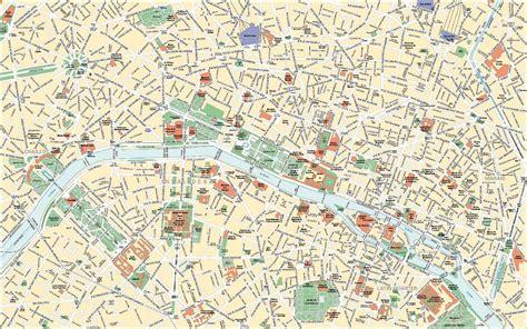 large paris maps     print high