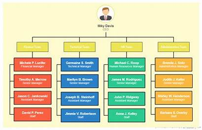 Organizational Types Charts Structure Chart Structures Organization