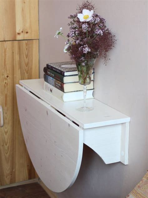 how to make a wall mounted desk wall mounted drop leaf table fold down desk small