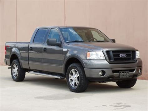 serviced  ford   fx crew cab  sale