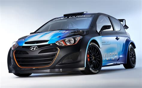 2014 Hyundai I20 Wrc Wallpaper