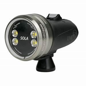 Sola Dive Light 2000 Light Motion Uk Sola Video 2000 F Light