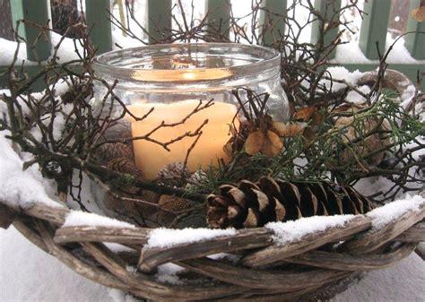 Garten Dekorieren Im Winter by Garten Im Winter Dekorieren 30 Wirkungsvolle Winter Deko
