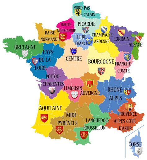 Nouvelle Carte De Par Region by Nouvelles R 233 Gions Arts Et Voyages
