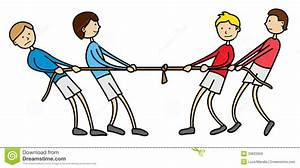 Unfair Tug A War Clipart - Clipart Suggest