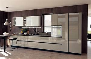 Pricey Italian kitchen cabinets fit those where cost is