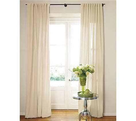 pottery barn curtain rods how to install pottery barn curtain rod curtain