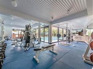 Patio Pacific Fitness Gym