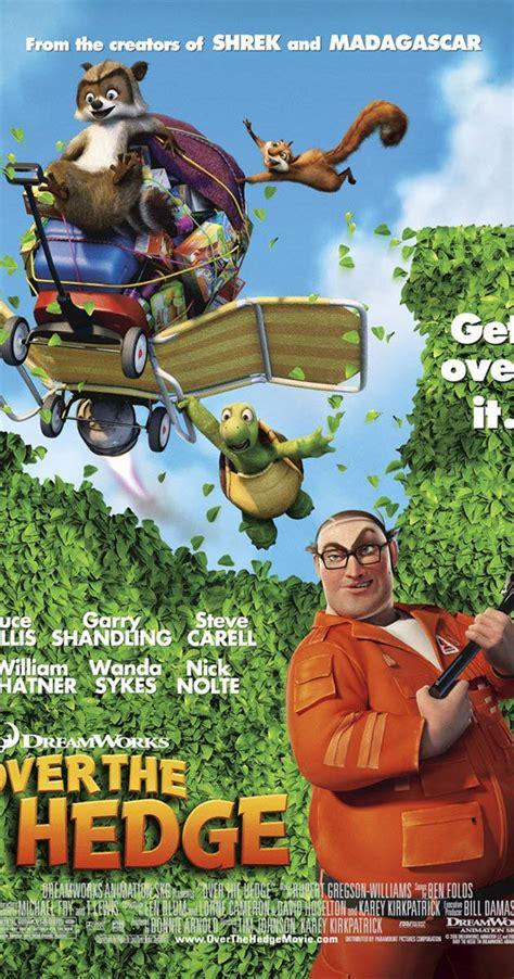 Over The Hedge (2006) Imdb