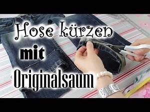 Vorhang Kürzen Ohne Nähen : do it yourself hose k rzen einfach ohne originalsaum ~ A.2002-acura-tl-radio.info Haus und Dekorationen
