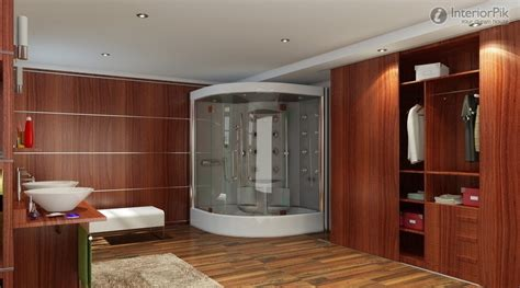 walk  closet  bathroom ideas hawk haven