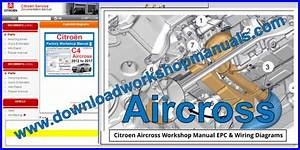 Citroen Aircross Workshop Repair Manual