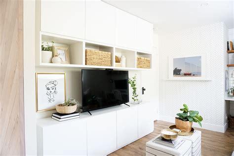 Ikea Besta Vassbo by Our Multifunctional Ikea Besta Tv Wall Storage System