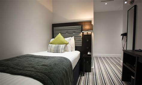 Single Bedroom Design Images by The W14 Hotel Kensington Single Room